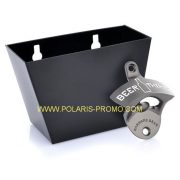 wall mounted bottle opener with cap catcher1
