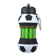 football sport water bottle