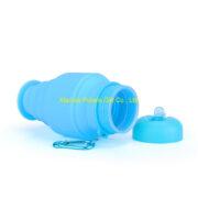 soft foldable water bottle
