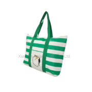 Promotional Canvas Bag with buyer pattern