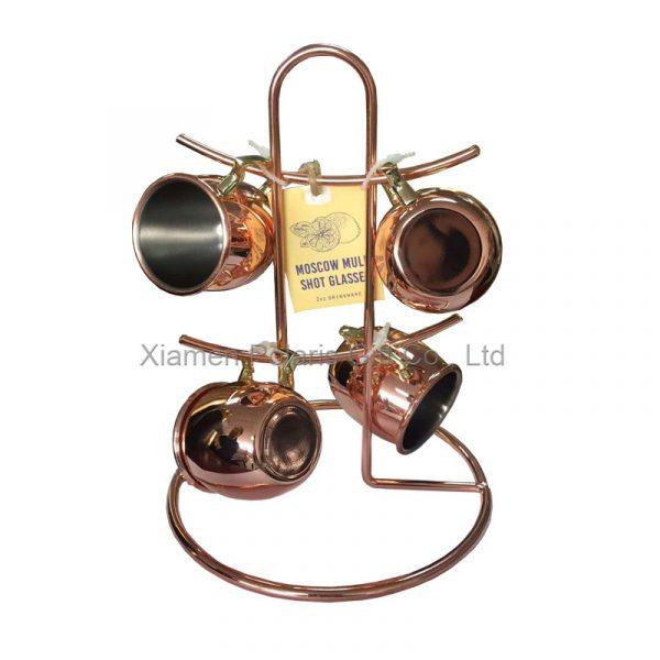 moscow mule mug kit