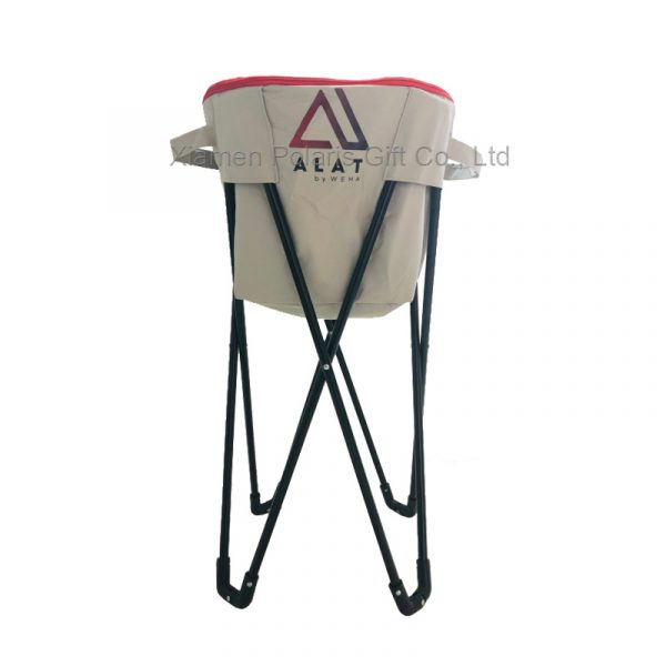 cooler bag with stand