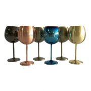 wine goblet