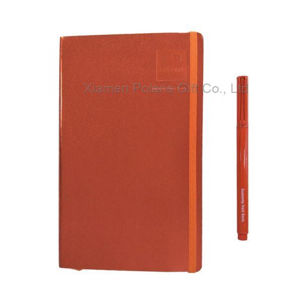 PU notebook