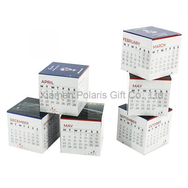 calendar magic cube