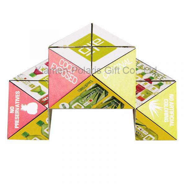 promotional folding magic cube